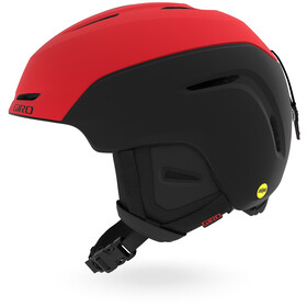 Giro Neo MIPS Casco Hombre, matte bright red/black